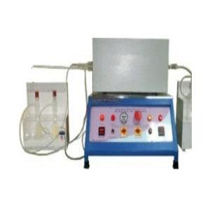 Halogen Gas Emission Test Apparatus as per IEC-60754 test equipment