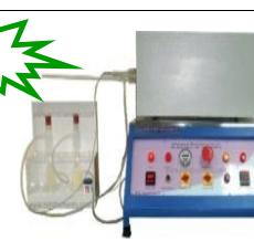 Halogen Gas Emission Test