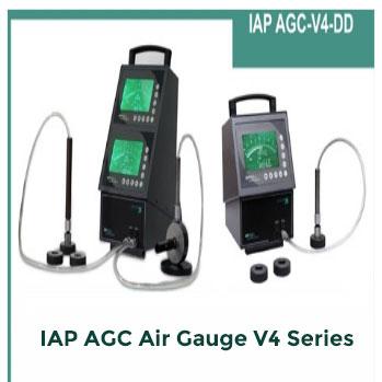 Air Pressure Gauge or IAP AGC Air Gauge V4 Series