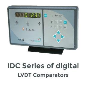 LVDT comparator