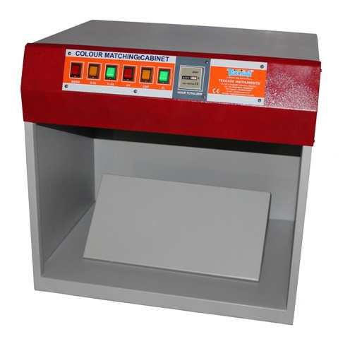 Color inspection cabinet