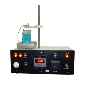 copper purity test apparatus
