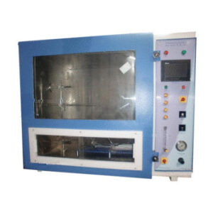 Flammability Test Equipment UL-94 Features
