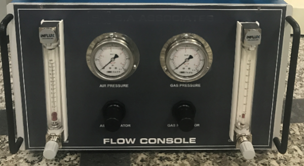 analog flow console