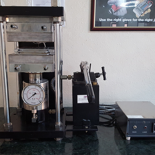 Hydraulic Press Test Instruments
