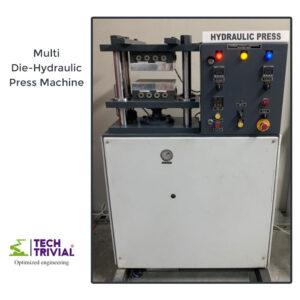 hydraulic die press machine