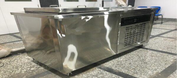 Horizontal Cold Chamber Die Casting Machine up to -86 deg
