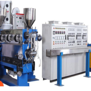Full Extruder Machine, Double Extruder, Piggy Extruders
