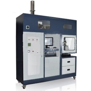 Cone Calorimeter for Heat and Visible Smoke Release Rates