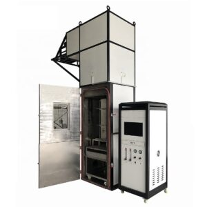 Building Materials Difficult Flammability Tester