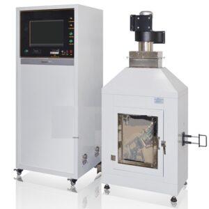 Micro Controlled Epiradiateur Thermal Radiation Flame Propagation Tester