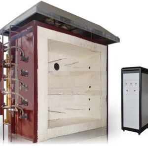 Doors and Rolling Shutters Fire Resistance Test Furnace