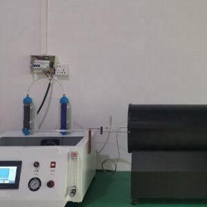 Intelligent Halogen Acid Gas Release Determination Test