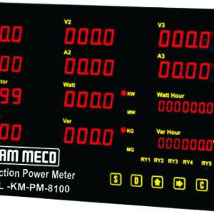 Microprocessor TRMS Power Meter Harmonics Analyser