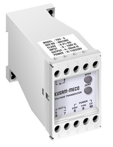 AC Voltage Transducer TDV, TDVR, TDV3, TDVR3