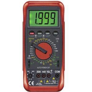 Digit Digital Automotive Test Meter