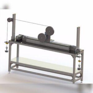 Flexing Test Apparatus