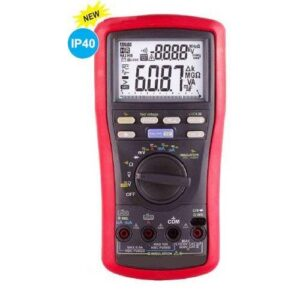 500000 Counts Autoranging True RMS Digital Multimeter with VFD Feature and PC Interface